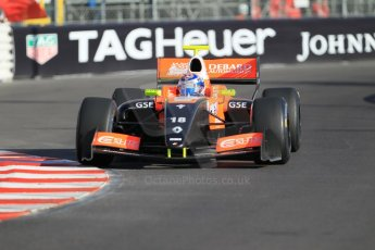 World © Octane Photographic Ltd. Friday 22nd May 2015. Tech 1 Racing – Aurelien. WSR (World Series by Renault - Formula Renault 3.5) Practice – Monaco, Monte-Carlo. Digital Ref. : 1277CB1L0199