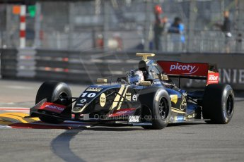 World © Octane Photographic Ltd. Friday 22nd May 2015. Lotus – Meindert van Buuren. WSR (World Series by Renault - Formula Renault 3.5) Practice – Monaco, Monte-Carlo. Digital Ref. : 1277CB1L0317