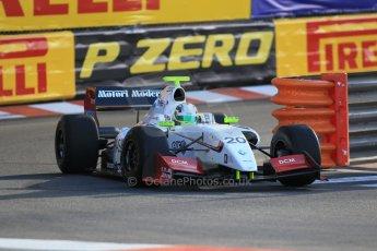 World © Octane Photographic Ltd. Friday 22nd May 2015. International Draco Racing – Bruno Bonifacio. WSR (World Series by Renault - Formula Renault 3.5) Practice – Monaco, Monte-Carlo. Digital Ref. : 1277CB1L9942