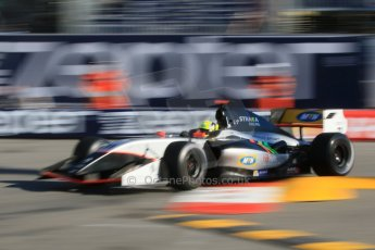 World © Octane Photographic Ltd. Friday 22nd May 2015. Strakka Racing – Tio Ellinas. WSR (World Series by Renault - Formula Renault 3.5) Practice – Monaco, Monte-Carlo. Digital Ref. : 1277CB7D4177