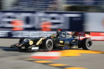 World © Octane Photographic Ltd. Friday 22nd May 2015. Lotus – Matthieu Vaxiviere. WSR (World Series by Renault - Formula Renault 3.5) Practice – Monaco, Monte-Carlo. Digital Ref. : 1277CB7D4215