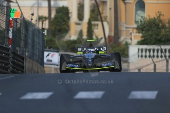 World © Octane Photographic Ltd. Friday 22nd May 2015. Strakka Racing – Gustav Malja. WSR (World Series by Renault - Formula Renault 3.5) Practice – Monaco, Monte-Carlo. Digital Ref. : 1277LB1D4402