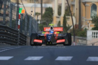 World © Octane Photographic Ltd. Friday 22nd May 2015. Tech 1 Racing – Aurelien. WSR (World Series by Renault - Formula Renault 3.5) Practice – Monaco, Monte-Carlo. Digital Ref. : 1277LB1D4406