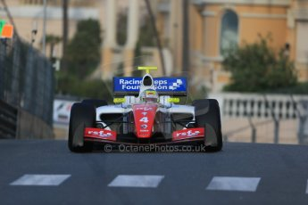 World © Octane Photographic Ltd. Friday 22nd May 2015. Fortec Motorsports – Oliver Rowland. WSR (World Series by Renault - Formula Renault 3.5) Practice – Monaco, Monte-Carlo. Digital Ref. : 1277LB1D4422