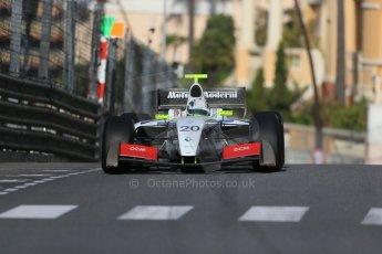 World © Octane Photographic Ltd. Friday 22nd May 2015. International Draco Racing – Bruno Bonifacio. WSR (World Series by Renault - Formula Renault 3.5) Practice – Monaco, Monte-Carlo. Digital Ref. : 1277LB1D4573