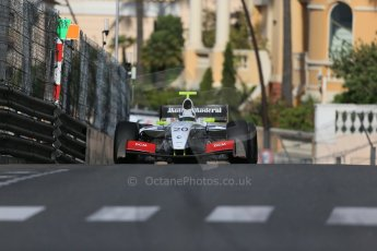 World © Octane Photographic Ltd. Friday 22nd May 2015. International Draco Racing – Bruno Bonifacio. WSR (World Series by Renault - Formula Renault 3.5) Practice – Monaco, Monte-Carlo. Digital Ref. : 1277LB1D4594