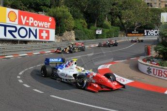 World © Octane Photographic Ltd. Saturday 23rd May 2015. Fortec Motorsports – Oliver Rowland. WSR (World Series by Renault - Formula Renault 3.5) Qualifying – Monaco, Monte-Carlo. Digital Ref. : 1280CB1L0502