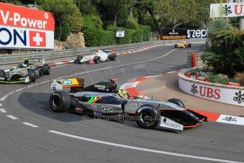 World © Octane Photographic Ltd. Saturday 23rd May 2015. Strakka Racing – Tio Ellinas. WSR (World Series by Renault - Formula Renault 3.5) Qualifying – Monaco, Monte-Carlo. Digital Ref. : 1280CB1L0512