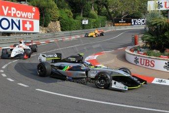 World © Octane Photographic Ltd. Saturday 23rd May 2015. Strakka Racing – Gustav Malja. WSR (World Series by Renault - Formula Renault 3.5) Qualifying – Monaco, Monte-Carlo. Digital Ref. : 1280CB1L0514