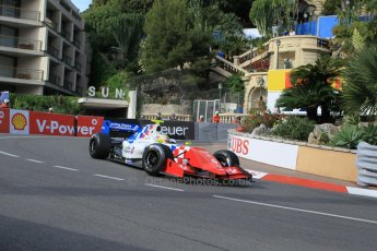 World © Octane Photographic Ltd. Saturday 23rd May 2015. Fortec Motorsports – Oliver Rowland. WSR (World Series by Renault - Formula Renault 3.5) Qualifying – Monaco, Monte-Carlo. Digital Ref. : 1280CB1L0530