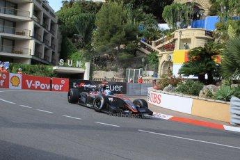World © Octane Photographic Ltd. Saturday 23rd May 2015. DAMS – Nyck de Vries. WSR (World Series by Renault - Formula Renault 3.5) Qualifying – Monaco, Monte-Carlo. Digital Ref. : 1280CB1L0537