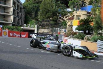 World © Octane Photographic Ltd. Saturday 23rd May 2015. Strakka Racing – Gustav Malja. WSR (World Series by Renault - Formula Renault 3.5) Qualifying – Monaco, Monte-Carlo. Digital Ref. : 1280CB1L0543