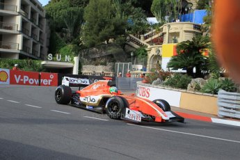 World © Octane Photographic Ltd. Saturday 23rd May 2015. AVF – Alfonso Celis jnr. WSR (World Series by Renault - Formula Renault 3.5) Qualifying – Monaco, Monte-Carlo. Digital Ref. : 1280CB1L0555