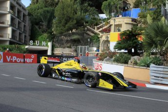 World © Octane Photographic Ltd. Saturday 23rd May 2015. Pons Pacing – Philo Paz Armand. WSR (World Series by Renault - Formula Renault 3.5) Qualifying – Monaco, Monte-Carlo. Digital Ref. : 1280CB1L0558