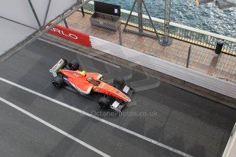 World © Octane Photographic Ltd. Saturday 23rd May 2015. AVF – Beitske Visser. WSR (World Series by Renault - Formula Renault 3.5) Qualifying – Monaco, Monte-Carlo. Digital Ref. : 1280CB1L0585