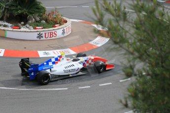 World © Octane Photographic Ltd. Saturday 23rd May 2015. Fortec Motorsports – Oliver Rowland. WSR (World Series by Renault - Formula Renault 3.5) Qualifying – Monaco, Monte-Carlo. Digital Ref. : 1280CB1L0591