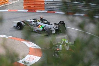 World © Octane Photographic Ltd. Saturday 23rd May 2015. Strakka Racing – Tio Ellinas and Gustav Malja. WSR (World Series by Renault - Formula Renault 3.5) Qualifying – Monaco, Monte-Carlo. Digital Ref. : 1280CB1L0619