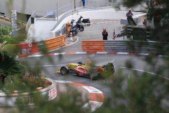 World © Octane Photographic Ltd. Saturday 23rd May 2015. Jagonya Ayam with Carlin – Sean Gelael. WSR (World Series by Renault - Formula Renault 3.5) Qualifying – Monaco, Monte-Carlo. Digital Ref. : 1280CB1L0678