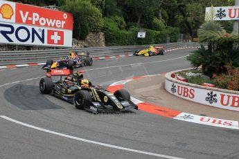 World © Octane Photographic Ltd. Saturday 23rd May 2015. Lotus – Matthieu Vaxiviere. WSR (World Series by Renault - Formula Renault 3.5) Qualifying – Monaco, Monte-Carlo. Digital Ref. : 1280CB1L0730