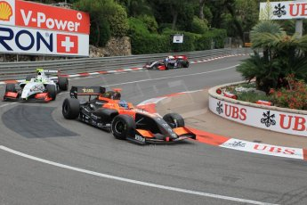 World © Octane Photographic Ltd. Saturday 23rd May 2015. Tech 1 Racing – Roy Nissany. WSR (World Series by Renault - Formula Renault 3.5) Qualifying – Monaco, Monte-Carlo. Digital Ref. : 1280CB1L0741