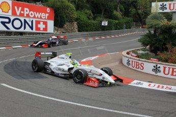 World © Octane Photographic Ltd. Saturday 23rd May 2015. International Draco Racing – Bruno Bonifacio. WSR (World Series by Renault - Formula Renault 3.5) Qualifying – Monaco, Monte-Carlo. Digital Ref. : 1280CB1L0745