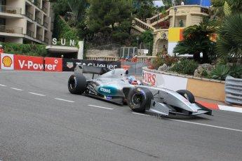 World © Octane Photographic Ltd. Saturday 23rd May 2015. Fortec Motorsports – Jazeman Jaafar. WSR (World Series by Renault - Formula Renault 3.5) Qualifying – Monaco, Monte-Carlo. Digital Ref. : 1280CB1L0765