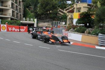 World © Octane Photographic Ltd. Saturday 23rd May 2015. Tech 1 Racing – Roy Nissany. WSR (World Series by Renault - Formula Renault 3.5) Qualifying – Monaco, Monte-Carlo. Digital Ref. : 1280CB1L0783