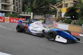 World © Octane Photographic Ltd. Saturday 23rd May 2015. Arden Motorsport – Egor Orudzhev. WSR (World Series by Renault - Formula Renault 3.5) Qualifying – Monaco, Monte-Carlo. Digital Ref. : 1280CB1L0793