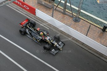 World © Octane Photographic Ltd. Saturday 23rd May 2015. Lotus – Matthieu Vaxiviere. WSR (World Series by Renault - Formula Renault 3.5) Qualifying – Monaco, Monte-Carlo. Digital Ref. : 1280CB1L0802