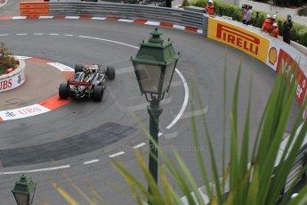 World © Octane Photographic Ltd. Saturday 23rd May 2015. Lotus – Matthieu Vaxiviere. WSR (World Series by Renault - Formula Renault 3.5) Qualifying – Monaco, Monte-Carlo. Digital Ref. : 1280CB1L0869