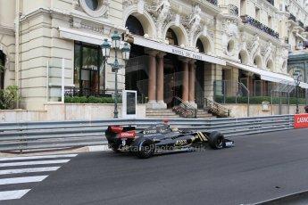 World © Octane Photographic Ltd. Saturday 23rd May 2015. Lotus – Matthieu Vaxiviere. WSR (World Series by Renault - Formula Renault 3.5) Qualifying – Monaco, Monte-Carlo. Digital Ref. : 1280CB1L0879