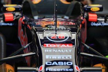 World © Octane Photographic Ltd. Infiniti Red Bull Racing RB11 – Daniil Kvyat. Saturday 6th June 2015, F1 Canadian GP Practice 3 pitlane, Circuit Gilles Villeneuve, Montreal, Canada. Digital Ref: 1295LB1D0909