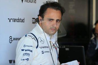 World © Octane Photographic Ltd. Williams Martini Racing FW37 – Felipe Massa. Saturday 6th June 2015, F1 Canadian GP Practice 3 pitlane, Circuit Gilles Villeneuve, Montreal, Canada. Digital Ref: 1295LB1D0979