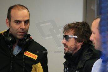 World © Octane Photographic Ltd. McLaren Honda MP4/30 – Fernando Alonso. Saturday 6th June 2015, F1 Canadian GP Practice 3 pitlane, Circuit Gilles Villeneuve, Montreal, Canada. Digital Ref: 1295LB1D1049