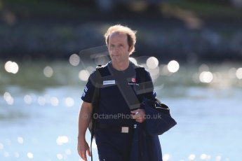 World © Octane Photographic Ltd. Sauber F1 Team - Joseph Leberer, Sauber trainer. Saturday 6th June 2015, F1 Canadian GP Paddock Circuit Gilles Villeneuve, Montreal, Canada. Digital Ref: 1294LB1D0522