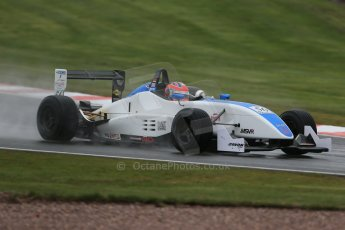 World © Octane Photographic Ltd. MSVR F3Cup, Oulton Park testing, UK, Friday 3rd April 2015. Grays Motorsport. Dallara F307 Mugen Honda. Aaron Steele. Digital Ref :
