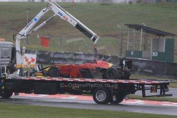 World © Octane Photographic Ltd. DUO BRDC Formula 4 Testing, Oulton Park, UK, Friday 3rd April 2015. MSV F4-013. CDR – Chris Dittmann Racing. Omar Ismail. Digital Ref : 1212LB1D1350