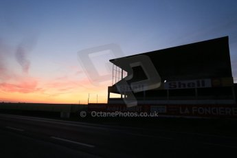 World © Octane Photographic Ltd. 7th February 2015 dawn visit to the pit buildings at the Reims-Gueux abandoned track, last used for Formula 1 in 1966. Digital Ref : 1185CB1D4732