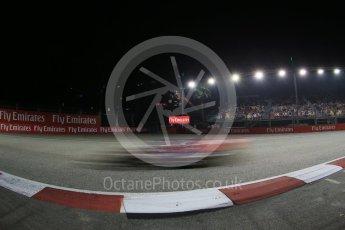 World © Octane Photographic Ltd. Infiniti Red Bull Racing RB11. Friday 18th September 2015, F1 Singapore Grand Prix Practice 2, Marina Bay. Digital Ref: 1429LB1D6211