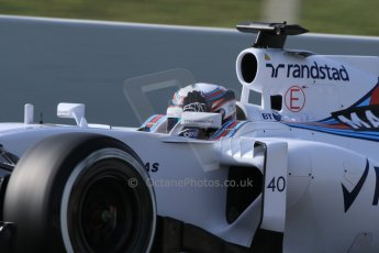 World © Octane Photographic Ltd. Williams Martini Racing FW37 – Alex Lynn. Wednesday 13th May 2015, F1 In-season testing, Circuit de Barcelona-Catalunya, Spain. Digital Ref: 1269CB7D2022