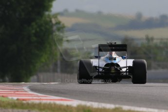 World © Octane Photographic Ltd. Williams Martini Racing FW37 – Alex Lynn. Wednesday 13th May 2015, F1 In-season testing, Circuit de Barcelona-Catalunya, Spain. Digital Ref: 1269CB7D2078