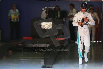 World © Octane Photographic Ltd. Mercedes AMG Petronas F1 W06 Hybrid – Lewis Hamilton. Saturday 9th May 2015, F1 Spanish GP Qualifying, Circuit de Barcelona-Catalunya, Spain. Digital Ref: 1257LB1D8792