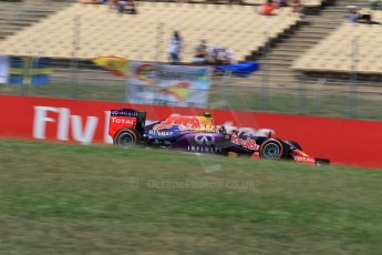 World © Octane Photographic Ltd. Infiniti Red Bull Racing RB11 – Daniil Kvyat. Saturday 9th May 2015, F1 Spanish GP Qualifying, Circuit de Barcelona-Catalunya, Spain. Digital Ref: 1257LW1L7867