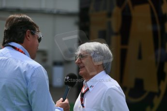 World © Octane Photographic Ltd. Bernie Ecclestone. Sunday 10th May 2015, F1 Spanish GP Formula 1 Paddock, Circuit de Barcelona-Catalunya, Spain. Digital Ref: 1264LB1D9967