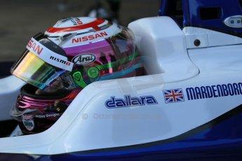 World © Octane Photographic Ltd. Friday 8th May 2015. Carlin – Jann Mardenborough. GP3 Practice – Circuit de Barcelona–Catalunya. Spain. Digital Ref. : 1253CB1L6913