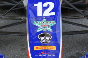 World © Octane Photographic Ltd. Friday 8th May 2015. Koiranen GP – Matthew Parry. GP3 Practice – Circuit de Barcelona–Catalunya. Spain. Digital Ref. : 1253CB1L7022