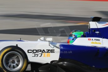 World © Octane Photographic Ltd. Saturday 9th May 2015. Koiranen GP – Adderly Fong. GP3 Qualifying – Circuit de Barcelona–Catalunya. Spain. Digital Ref: 1255CB7D7100
