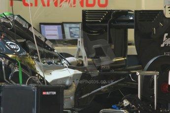 World © Octane Photographic Ltd. McLaren Honda MP4/30 – Fernando Alonso. Thursday 7th May 2015, F1 Spanish GP Pitlane, Circuit de Barcelona-Catalunya, Spain. Digital Ref: 1244CB7D1672