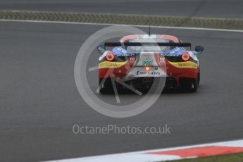World © Octane Photographic Ltd. FIA World Endurance Championship (WEC), 6 Hours of Nurburgring , Germany - Practice, Friday 28th August 2015. AF Corse – Ferrari F458 Italia GT2 - LMGTE Pro – Gianmaria Bruni, Toni Vilander. Digital Ref : 1392LB1D3183
