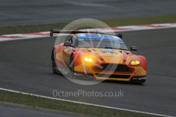 World © Octane Photographic Ltd. FIA World Endurance Championship (WEC), 6 Hours of Nurburgring , Germany - Practice, Friday 28th August 2015. Aston Martin Racing V8 – Aston Martin Vantage V8 - LMGTE Pro – Fernando Rees, Alex MacDowell and Richie Stanaway. Digital Ref : 1392LB1D3309